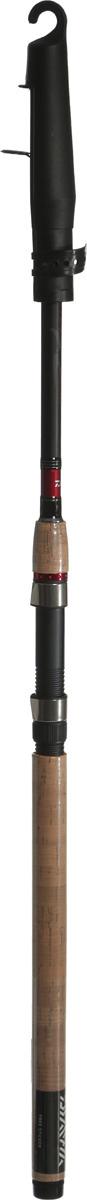"Спиннинг телескопический Daiwa ""Ninja-X Tele Spin"", в чехле, 2,7 м, 20-60 г"