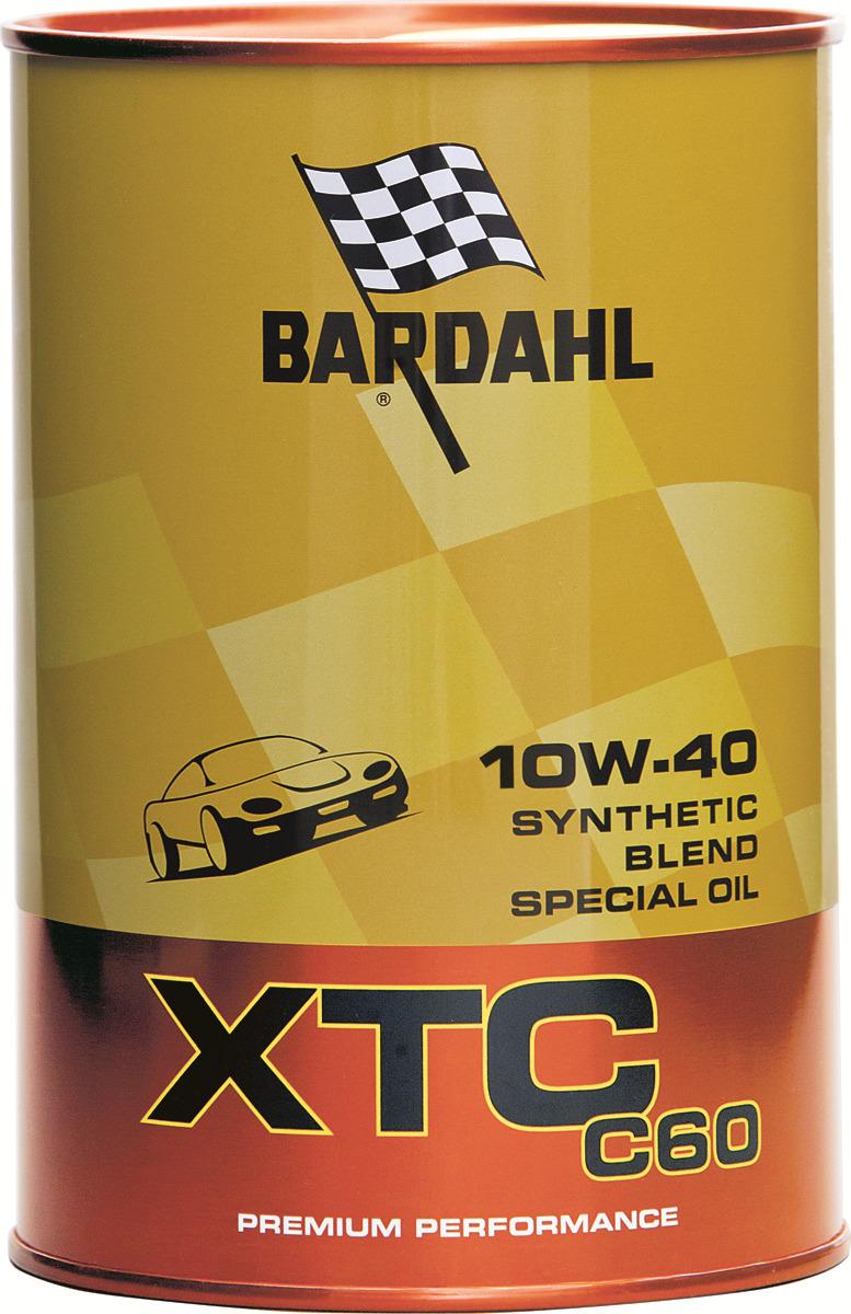 Моторное масло Bardahl 10W-40, 1 л 326040