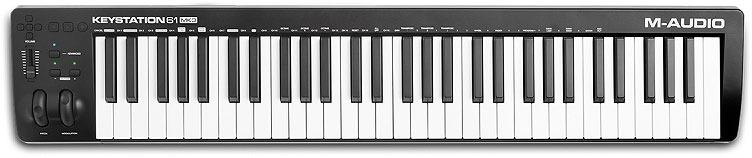 MIDI-клавиатура M-Audio Keystation 61 MK3 цена