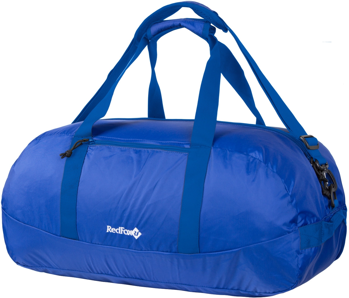 "Баул Red Fox ""Expedition Duffel Light 30"", цвет: черный, 50 л"