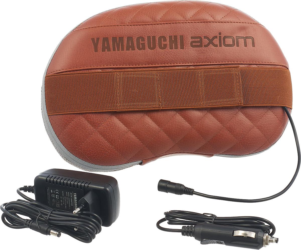 Массажная подушка Yamaguchi Axiom Matrix-S массажер для ног yamaguchi axiom feet бело рыжий