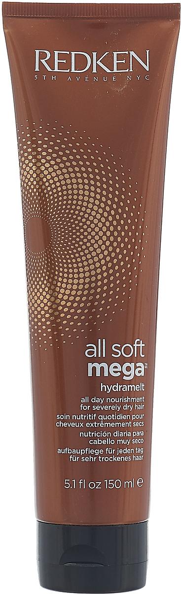 купить Крем для волос Redken All Soft Мега, 150 мл по цене 1590 рублей