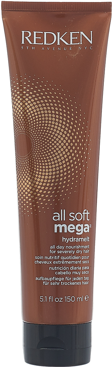 Крем для волос Redken All Soft Мега, 150 мл redken all soft shampoo