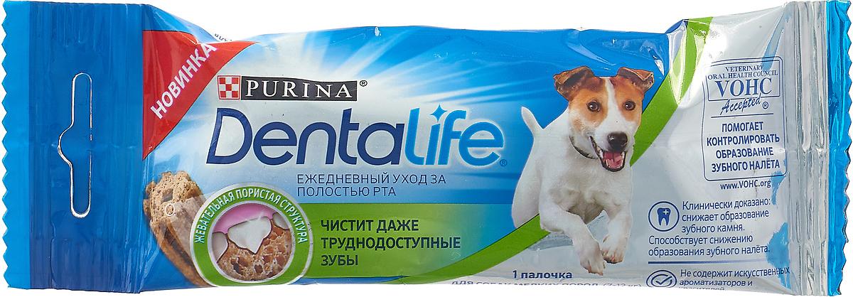 Лакомства для собак мелких пород DentaLife, 16 г х 16 шт