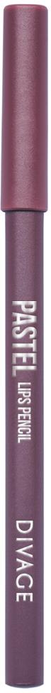 Карандаш для губ Divage Pastel, тон №2214