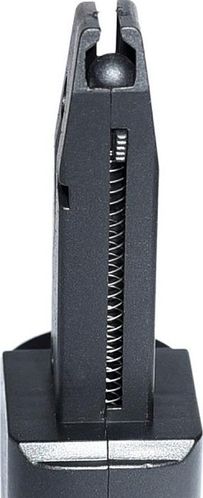 Магазин Stalker для пневматических пистолетов SA17GM, калибр 6 мм, емкость 6 шариков магазин stalker для пневматических пистолетов модели s92pl и s92me