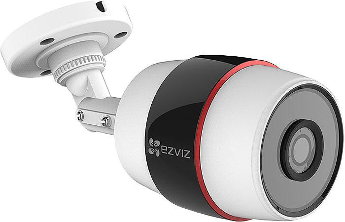 IP камера Ezviz Наружная IP видеокамера C3S (Wi-Fi) CS-CV210-AO-52EFR(4ММ)