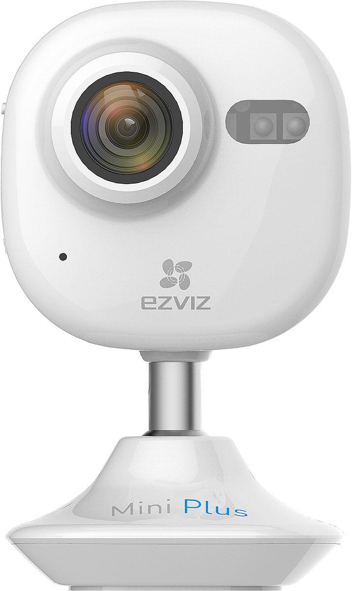 Камера видеонаблюдения Ezviz Mini Plus, White h803 bais 300kp cmos cctv surveillance security camera w wi fi white