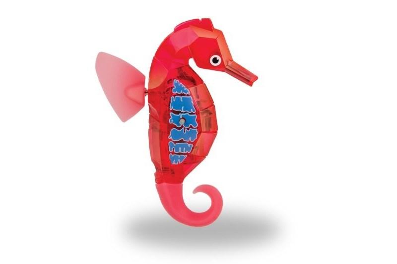 Игрушка для ванной Hexbug Морской конек-робот 460-4088 красный