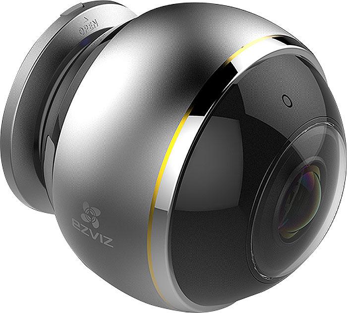 Видеокамера Ezviz С6Р Mini Pano (CS-CV346-A0-7A3WFR), fisheye(рыбий глаз) журнал quili pano lency