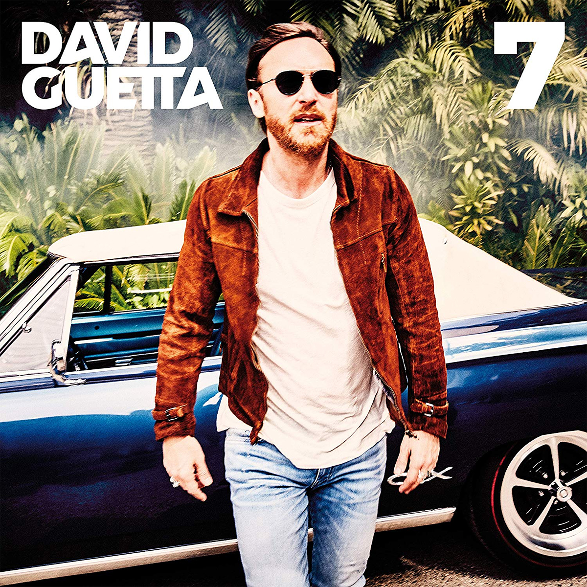 Дэвид Гетта David Guetta. 7 (2 LP) дэвид гетта самуэль денисон мартин david guetta feat sam martin dangerous remix ep