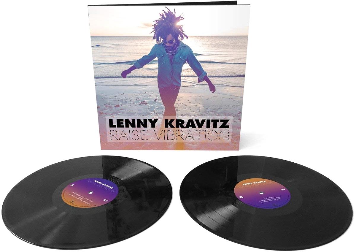 лучшая цена Ленни Кравиц Lenny Kravitz. Raise Vibration (2 LP)