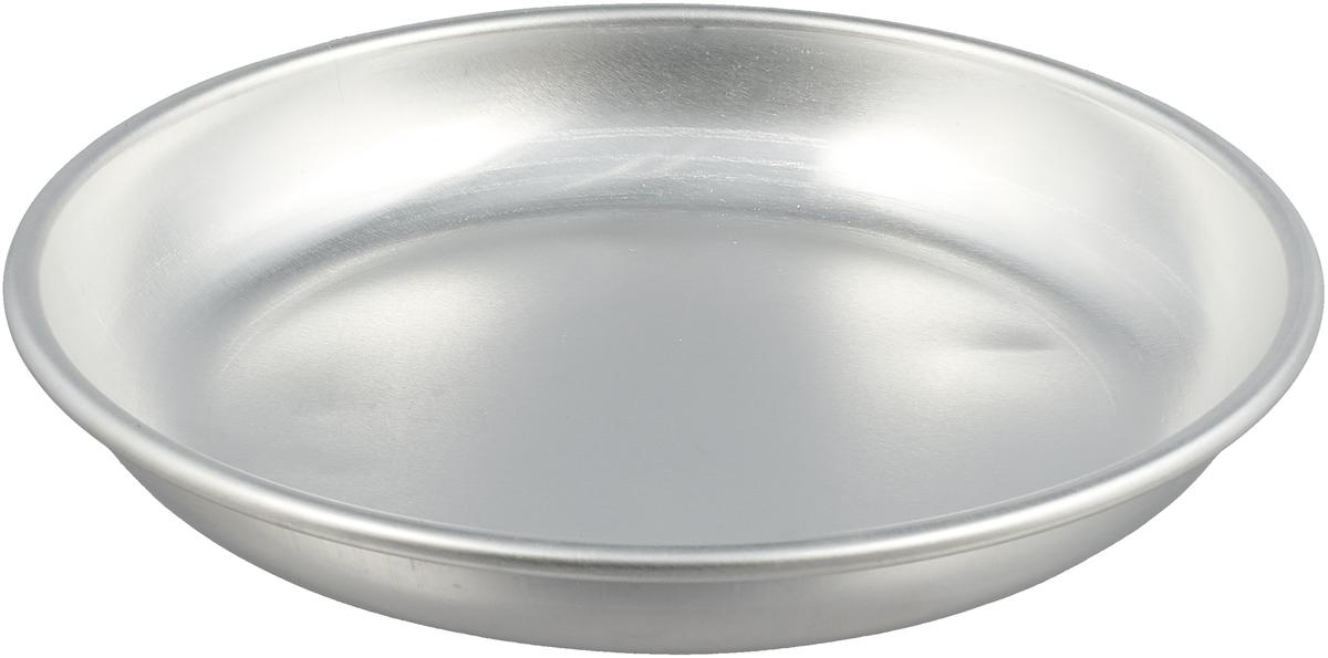 Тарелка походная Laken 1306, цвет: серебристый, 700 мл