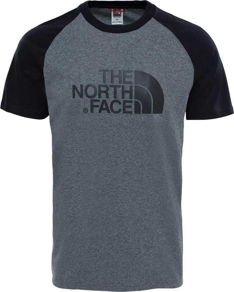 Футболка The North Face M Ss Raglan Easy Tee футболка the north face