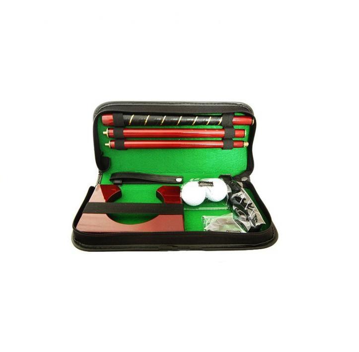 Настольная игра PARTIDA Набор для гольфа в кожаном кейсе