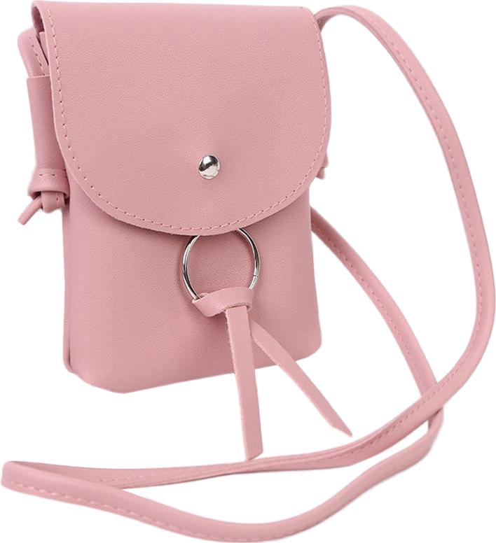 Сумка женская Kingth Goldn, цвет: розовый. УТ-00000757 сумка женская kingth goldn цвет розовый ут 00000803