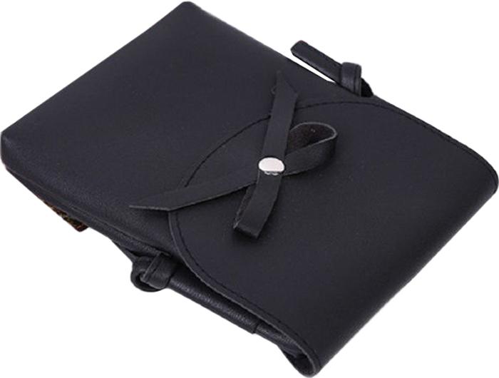 Сумка женская Kingth Goldn, цвет: черный. УТ-00000758 сумка женская kingth goldn цвет розовый ут 00000803