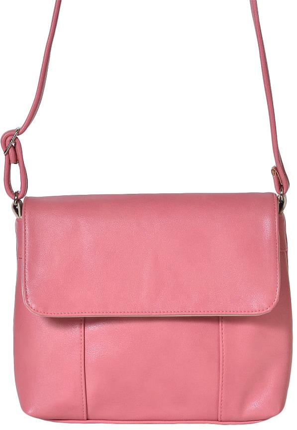 Сумка женская Kingth Goldn, цвет: розовый. УТ-00000893 сумка женская kingth goldn цвет розовый ут 00000803