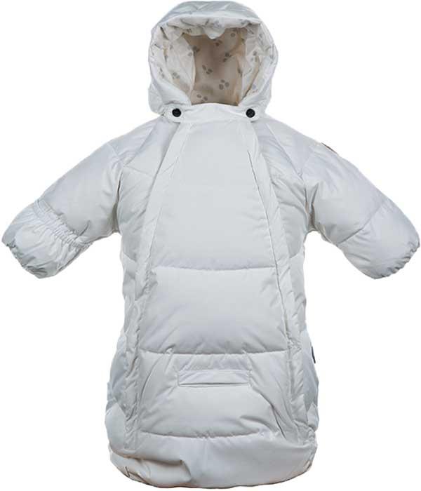Комбинезон утепленный Huppa huppa конверт пуховый emily белый