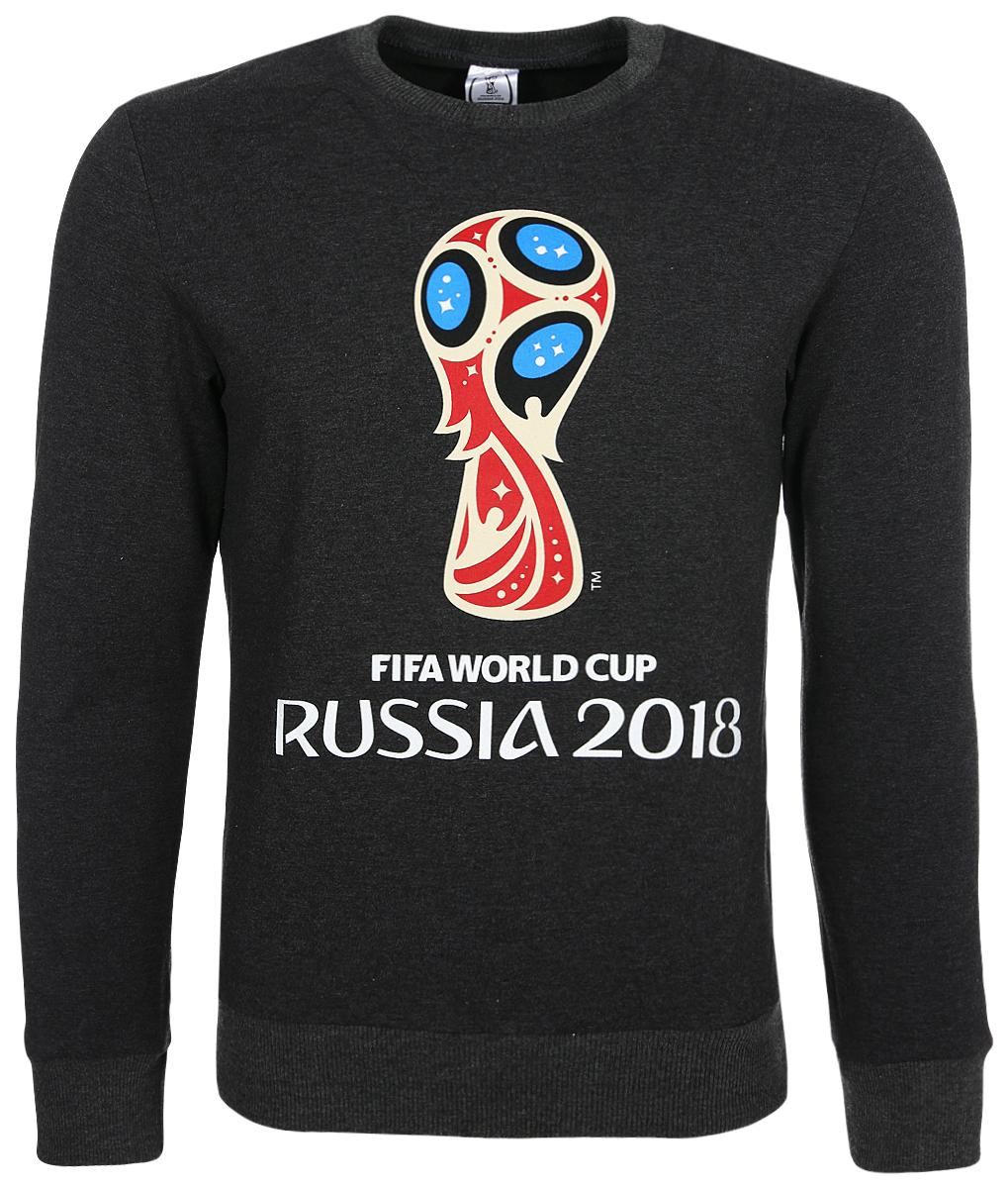 Свитшот FIFA World Cup Russia пижама детская fifa world cup russia цвет красный f1 14 размер 68 74