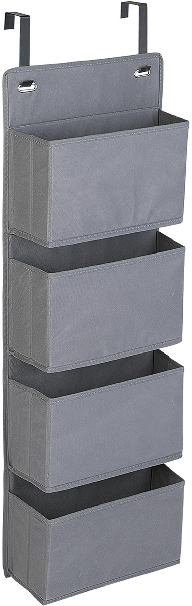 Органайзер подвесной Tatkraft Cozy, 4 кармана, 33 х 16 х 90 см