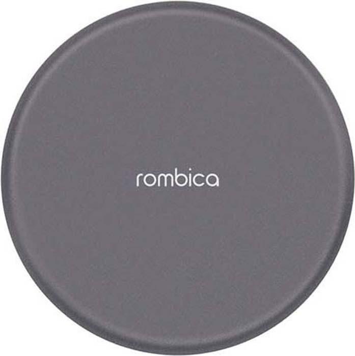 Фото - Беспроводное зарядное устройство Rombica NEO Q1 Quick, Black беспроводное зарядное устройство rombica neo q5 quick дерево