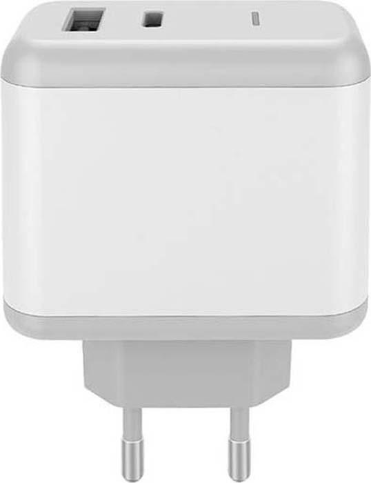 Фото - Сетевое зарядное устройство Rombica NEO ZQ2 PD, White беспроводное зарядное устройство rombica neo q5 quick дерево