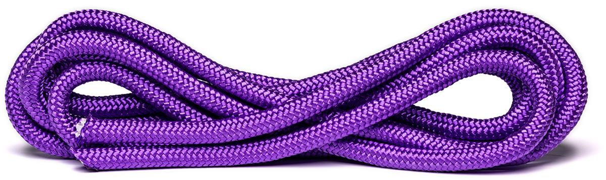 Скакалка для х/г Amely RGJ-104, 3м, фиолетовый цена
