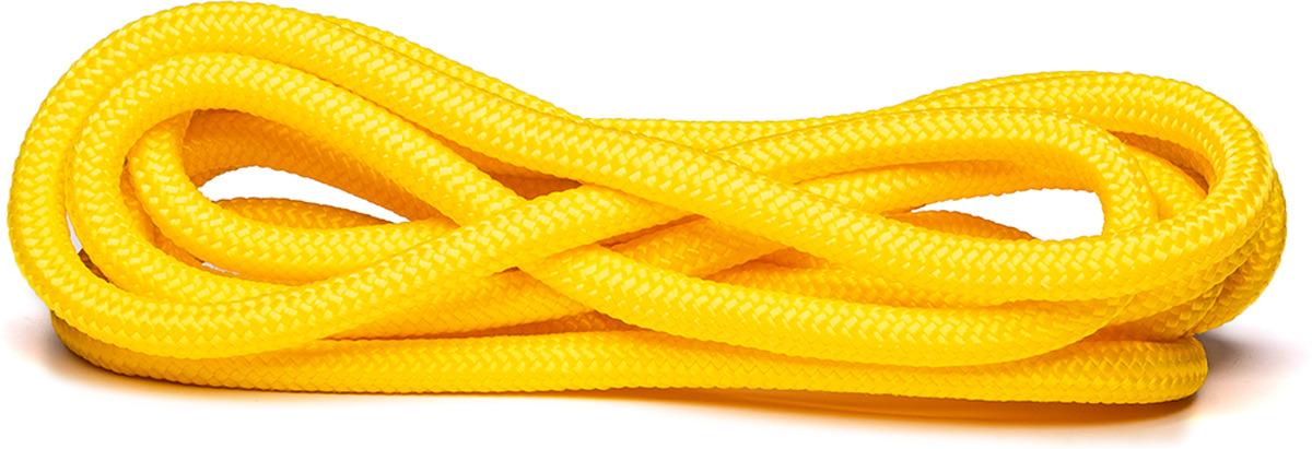 Скакалка для х/г Amely RGJ-104, 3м, желтый цена