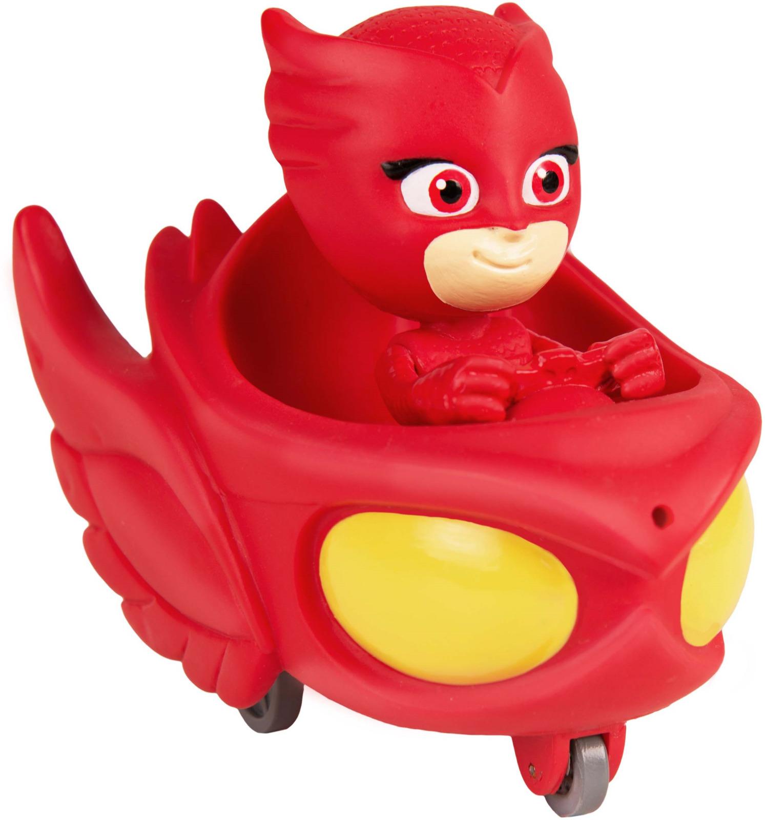 """Игрушка для ванны Герои в масках """"Алетт в машине"""""""