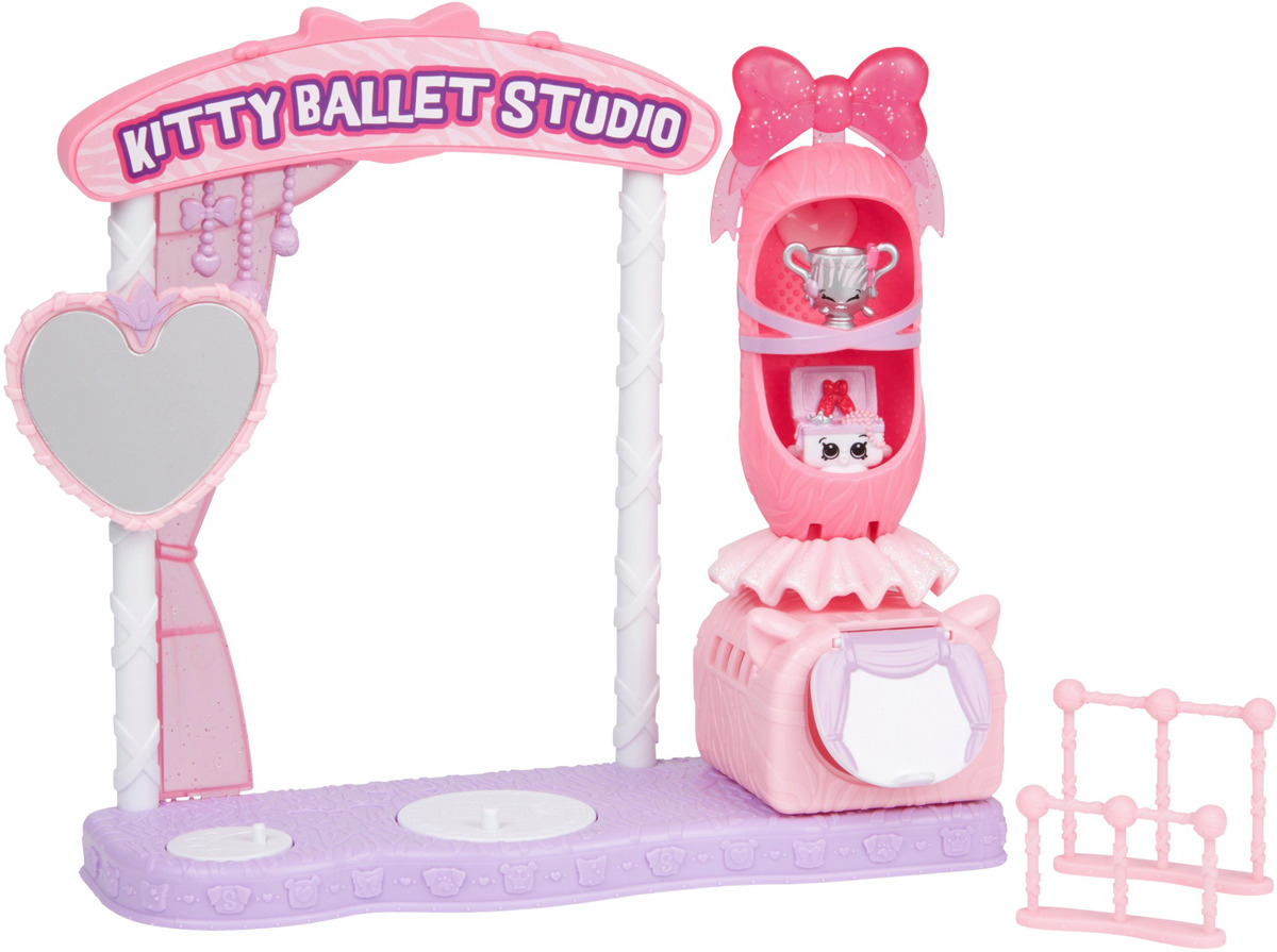"""Игровой набор Shopkins """"Танцевальная студия Китти"""""""