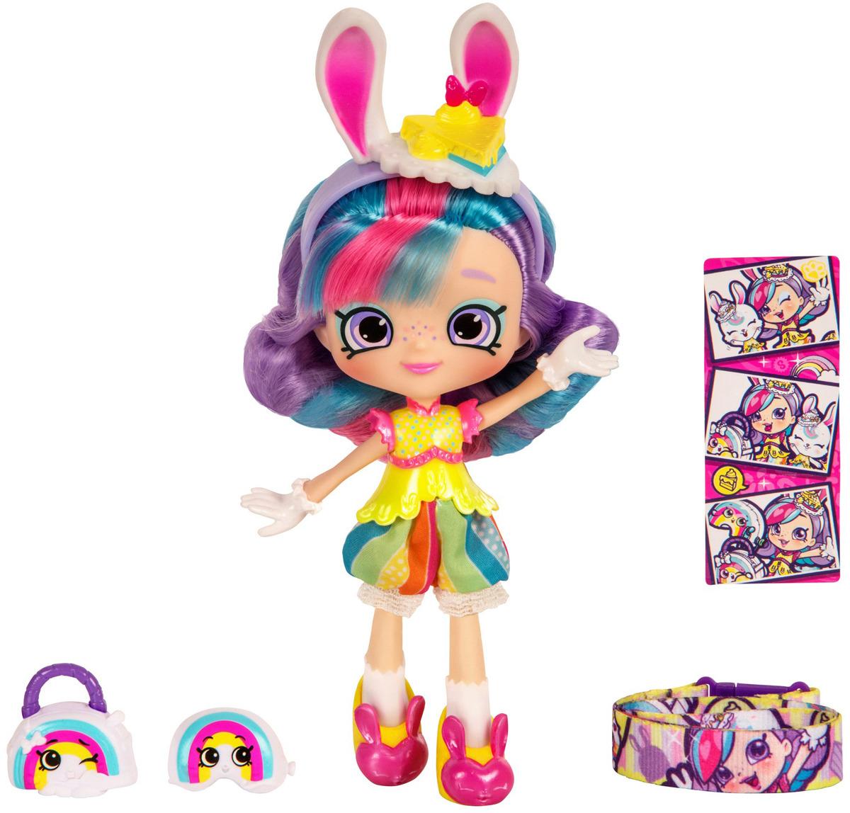 Кукла Shopkins Радужная Кэти кукла shopkins печенька коко