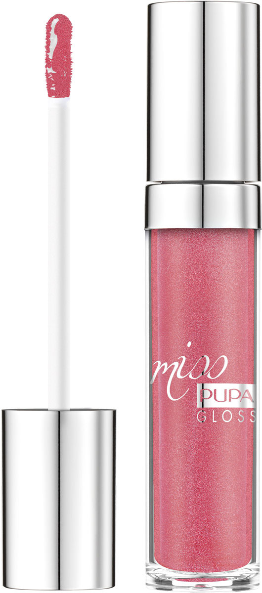 Блеск для губ Pupa Miss Pupa Gloss, оттенок №304, 5 мл barbie блеск для губ little miss детский оттенок прозрачный 2 мл