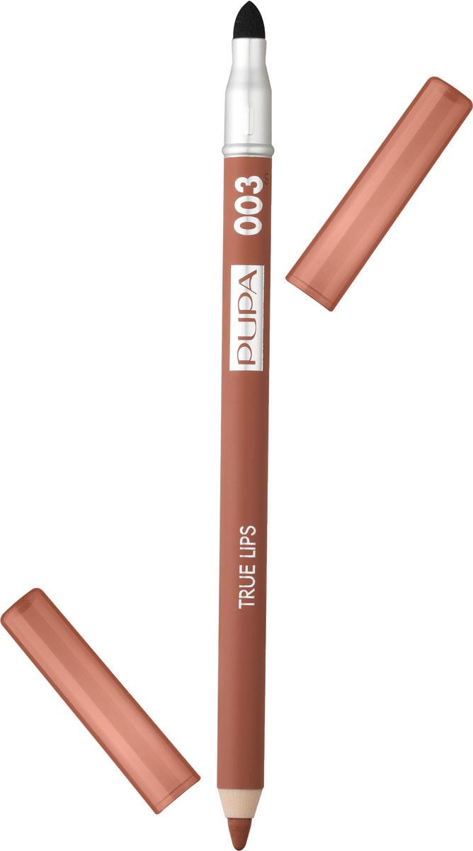 Карандаш для губ Pupa True Lips, оттенок №003, 1,2 г