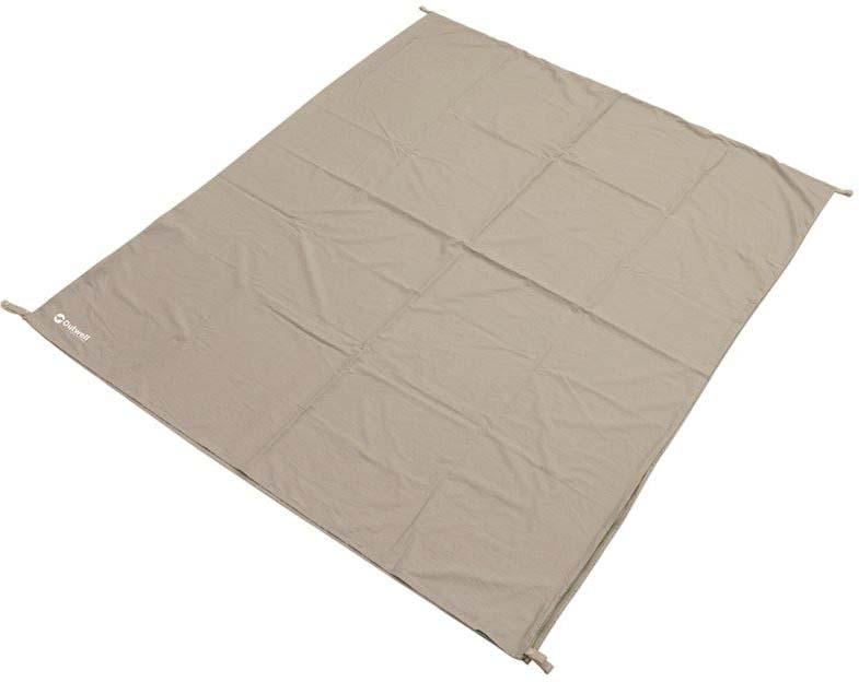Вкладыш в спальник-одеяло Outwell Cotton Liner Double, для двоих, 185 х 160 см настил outwell footprint billings 4