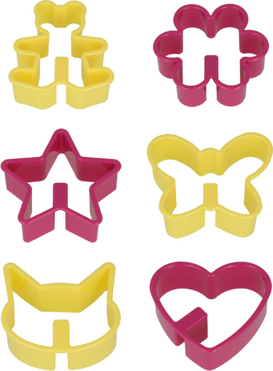 Набор форм для выпечки Metaltex, 6 шт. 25.91.24 набор форм для выпечки metaltex 6 шт 25 91 24