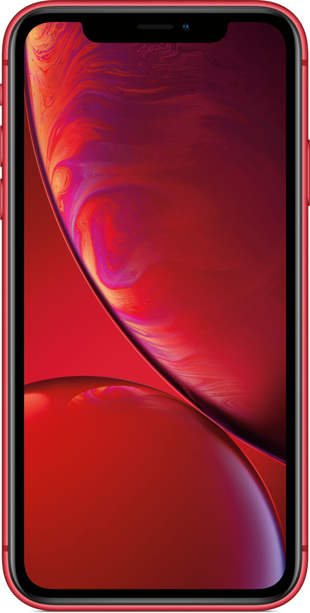 Смартфон Apple iPhone XR 128GB red цена 2017