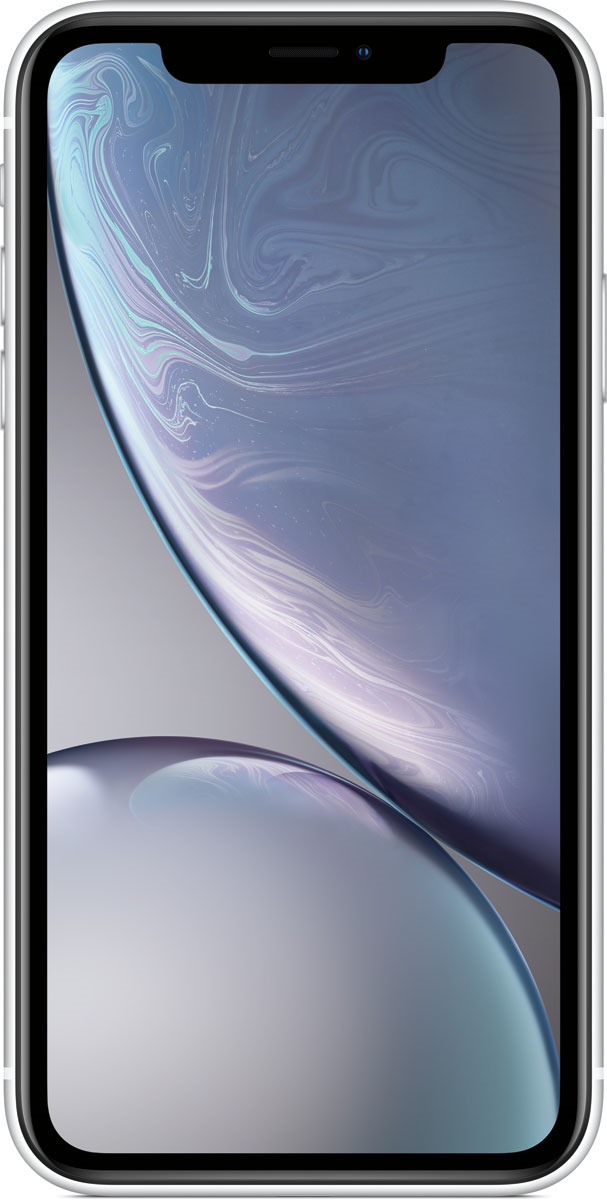 Смартфон Apple iPhone XR 128GB white цена 2017