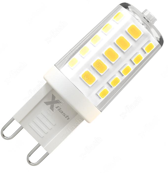 цена Лампочка X-Flash, Нейтральный свет 3,3 Вт, Светодиодная онлайн в 2017 году