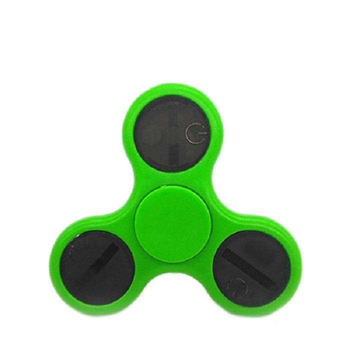 Спиннер Boom Spinner Spinner LED, BoomSpinnerLED/green зеленый игрушка антистресс спиннер fidget hand spinner белый