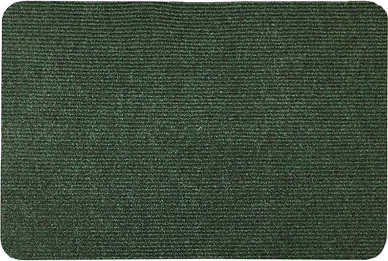 Коврик придверный Beaulieu Sochi, цвет: зеленый, 36 х 57 см5799Коврик придверный. Надежный, долговечный, хорошо очищает грязь. Ворс не выпадает, основание антискользящее, не крошится. Плотность ворса: 420 гр/м2, материал ворса: 100 % полиэстер. Общая плотность изделия: 1200 гр/м2. Основание: латекс (gel star).