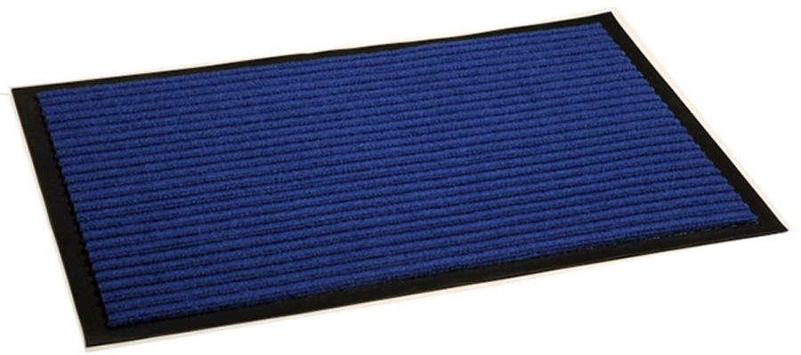 Коврик придверный Стар Экспо Стандарт, влаговпитывающий, цвет: синий, 60 х 90 см сувенир экспо