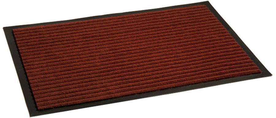 Коврик придверный Стар Экспо Стандарт, влаговпитывающий, цвет: красный, 60 х 90 см сувенир экспо