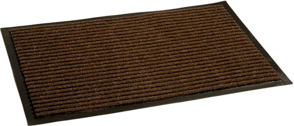Коврик придверный Стар Экспо Стандарт, влаговпитывающий, цвет: коричневый, 90 х 150 см сувенир экспо
