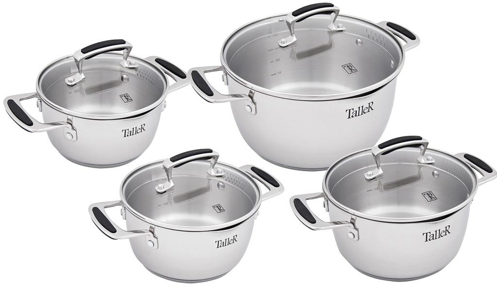 """Набор посуды Taller """"Льюис"""", 9 предметов. TR-1071"""