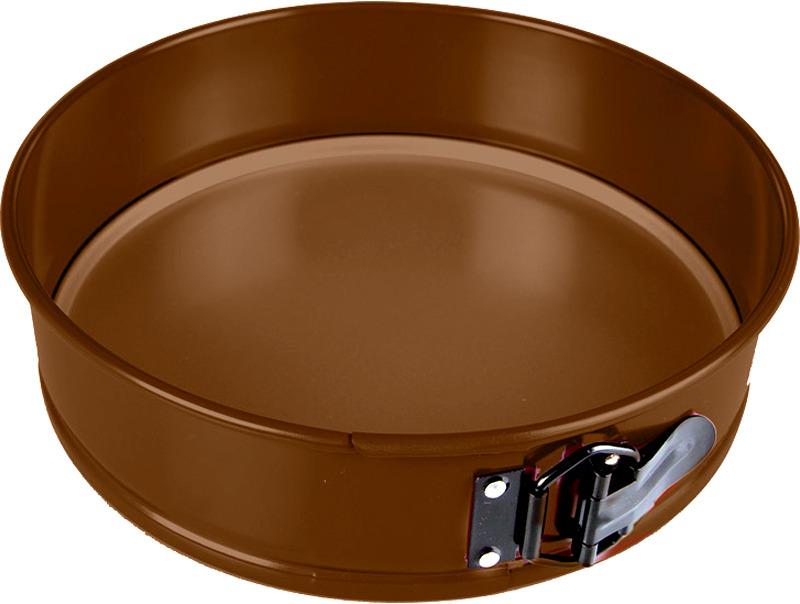Форма для выпечки Taller, разъемная, диаметр 24 см форма для выпечки taller прямоугольная с антипригарным покрытием 36 5 х 23 см