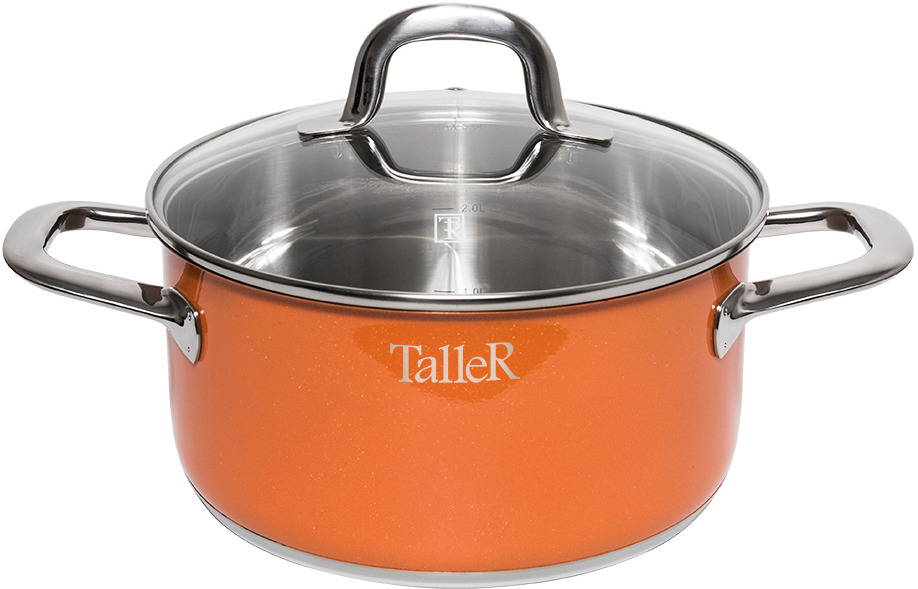 Кастрюля Taller, 2,8 л. TR-7393