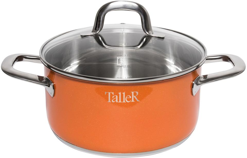 Кастрюля Taller, 5 л. TR-7394