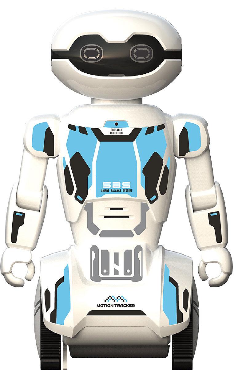Робот Silverlit Макробот, цвет: синий детские игрушки блоги следуй www sledui com