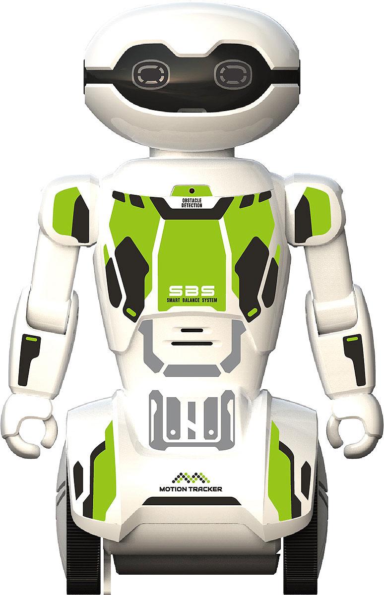Робот Silverlit Макробот, цвет: зеленый детские игрушки блоги следуй www sledui com